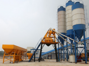 Ready Mix Concrete Plants and Mixers