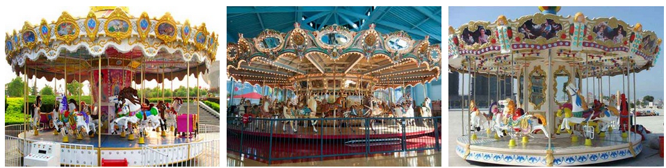 beston carousels buy from China