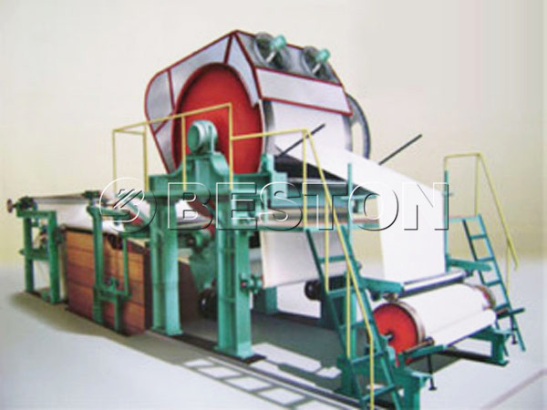 waste paper recycling machine for sale