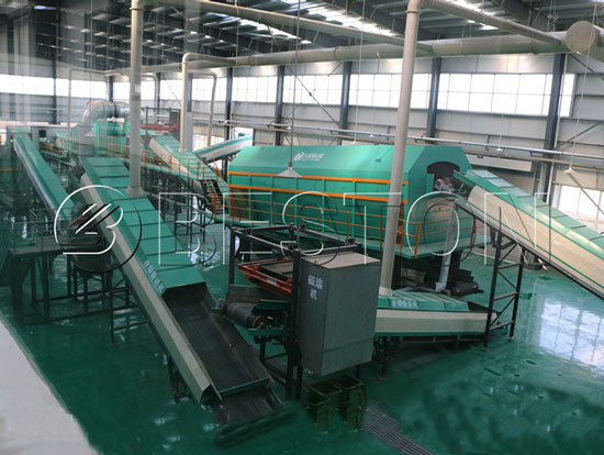 Waste Sorting Machine Manufacturers