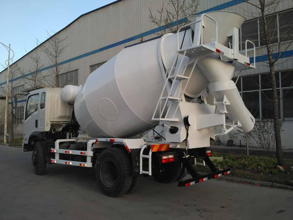 Mini Concrete Truck For Sale