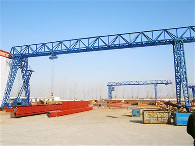 10 Ton Truss Gantry Crane