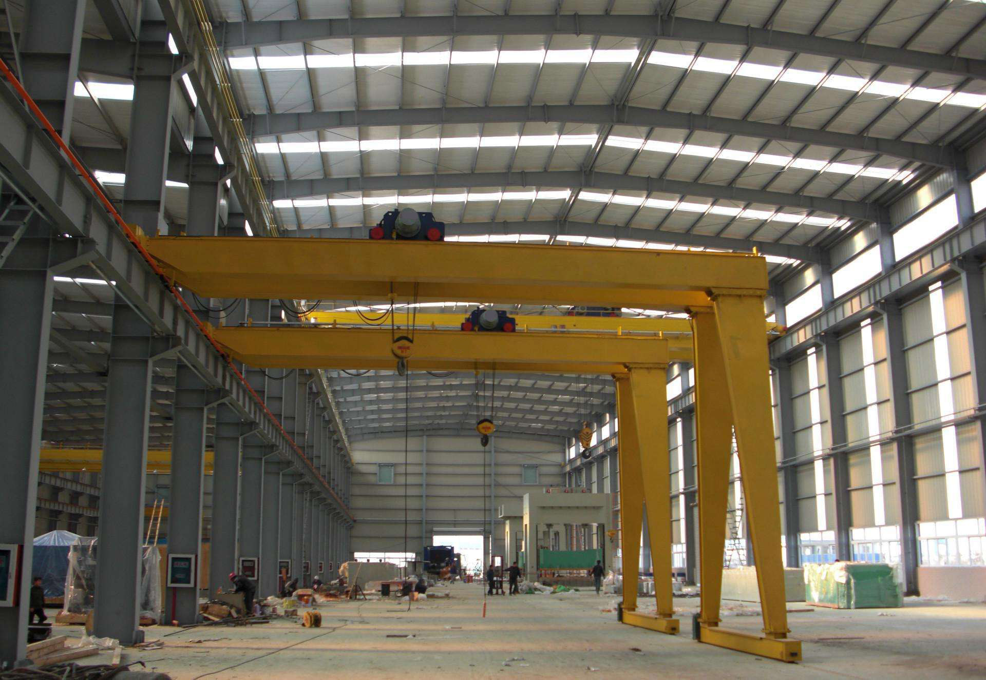 High Quality Semi Gantry Crane