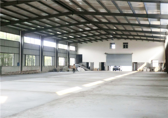Excellent pre-fabricated steel plant