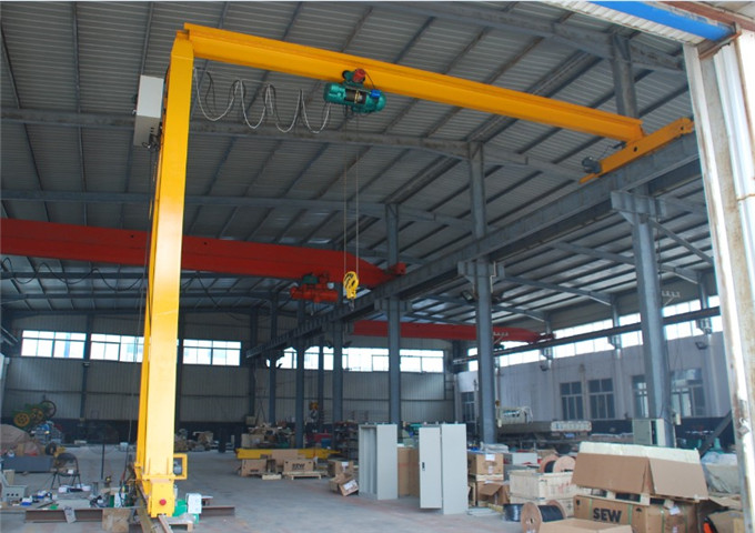 High Quality Semi Gantry Crane For Sale In China